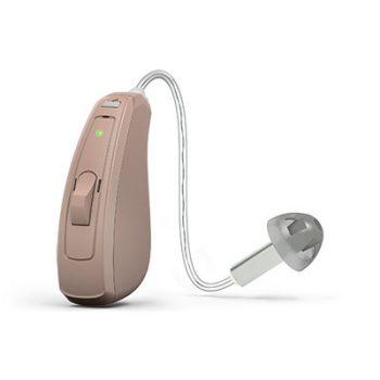 Слуховой аппарат ReSound LINX Quattro с зарядным устройством